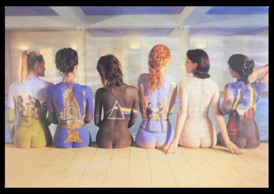 Back Catalogue Pink Floyd