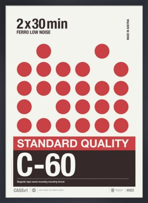 Cassette - Standard Quality